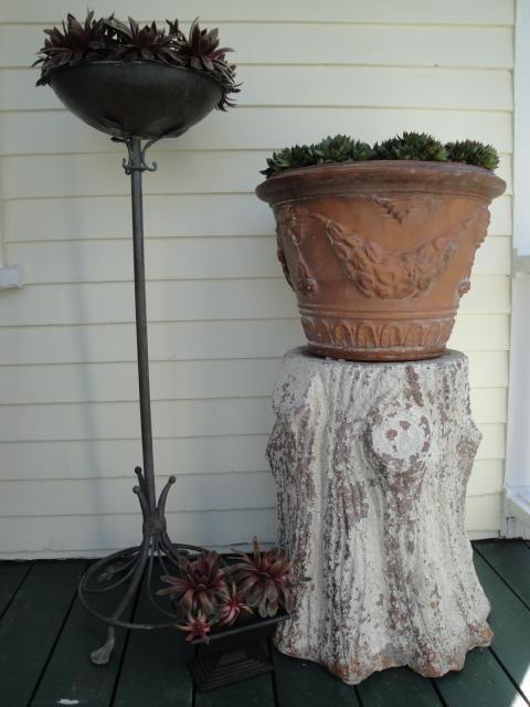 Garden Items Plain Amp Elegant Antiques