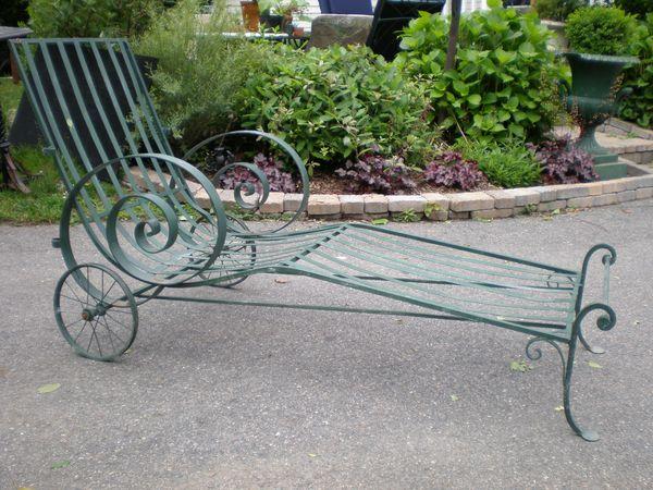 Antique And Vintage Garden Furniture Plain Elegant Antiques