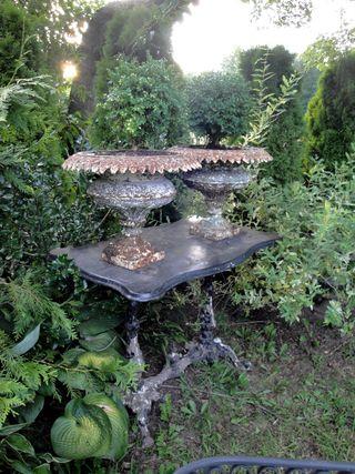 Antique And Vintage Garden Urns