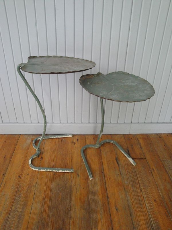 lily pad tables